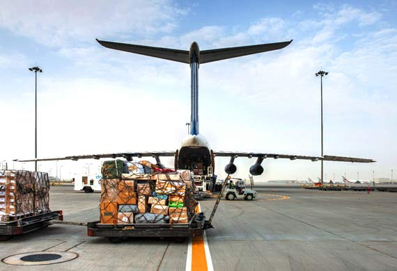 DWC cargo traffic continues to climb