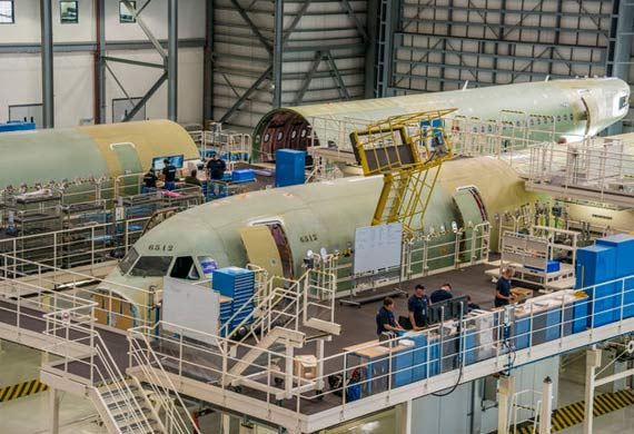 Airbus officially opens U.S. Manufacturing Facility
