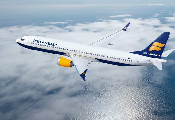 Icelandair increases Portland, Oregon service
