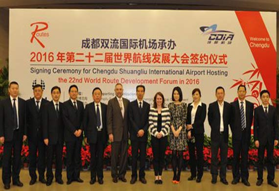 World Routes heads to Chengdu