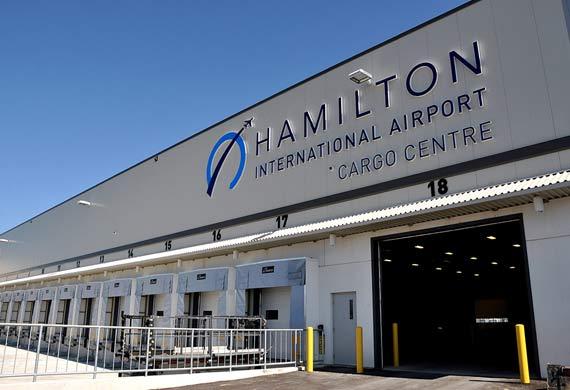 ACI lands Hamilton cargo centre handling contract