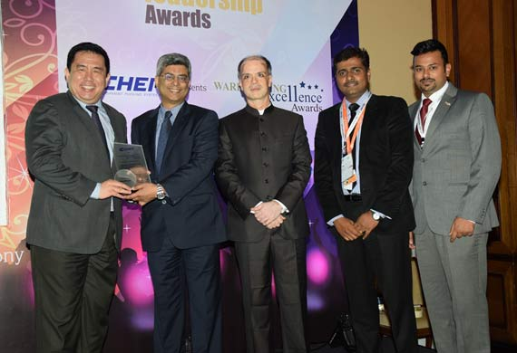 AISATS recognised with 'Warehousing Excellence Awards'