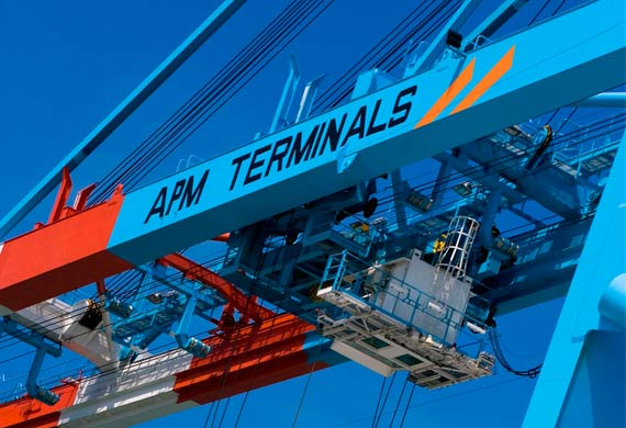 APM Terminals takes full stake in Grup Maritim