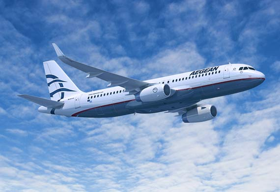 Aegean announces service to Athens from Luxembourg airport