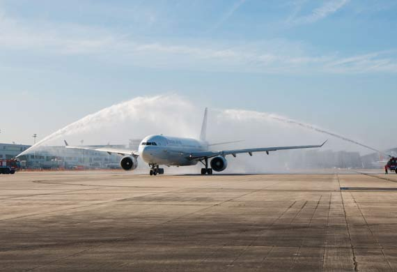 Brussels Airlines connects Accra