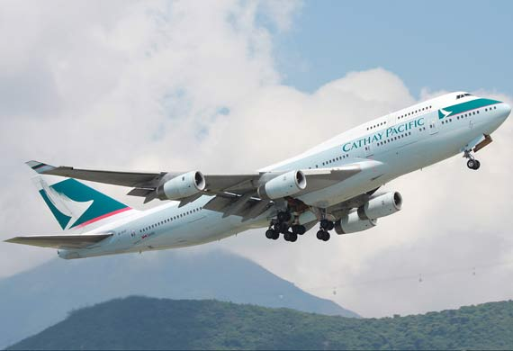 Cathay Pacific publishes sustainable development report