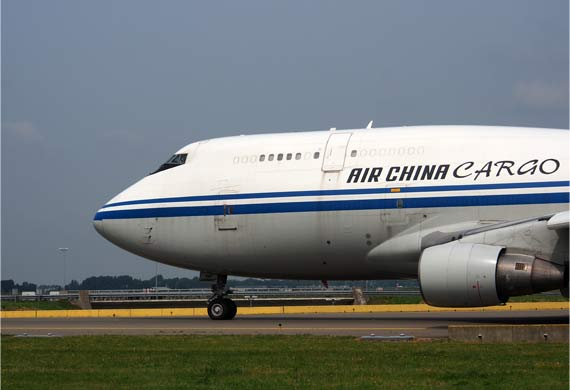 FCS Wins Early Extension of Handling Contract with Air China Cargo