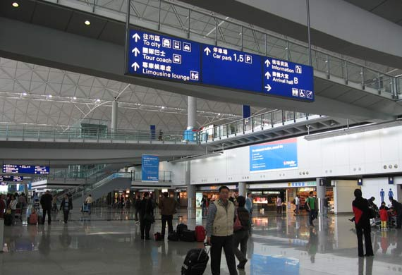 HKIA sees continuous growth in air traffic in September