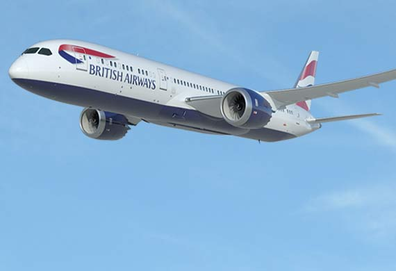 IAG Cargo takes delivery of its first Boeing 787-9