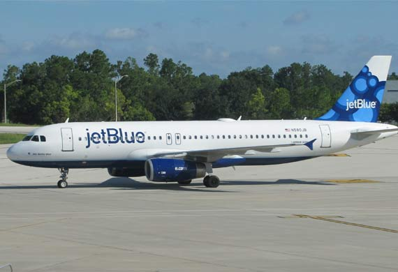 JetBlue launches service to Mexico City