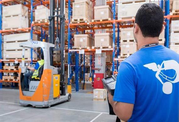 Panalpina and JDA help customers increase asset velocity