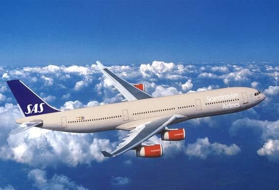 SAS launches eight new routes