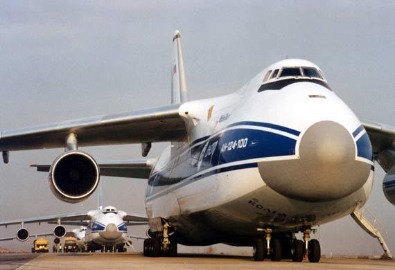 Volga-Dnepr extends fleet with An-124-100 freighters