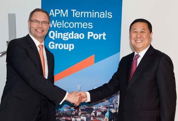 APM Terminals announces Multipurpose Terminal JV
