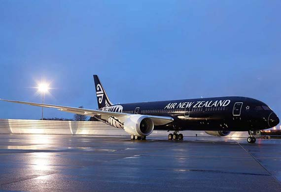 Air New Zealand to fly 787-9 Dreamliner to Honolulu
