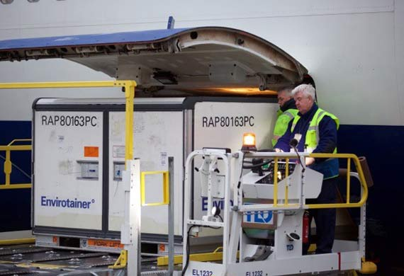 Air cargo increasingly proving to be a key link in logistics chain