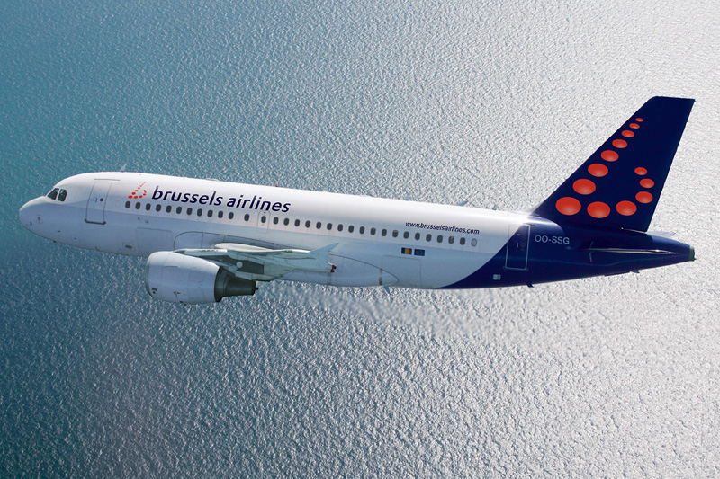 Brussels Airlines registers 13 percent passenger growth