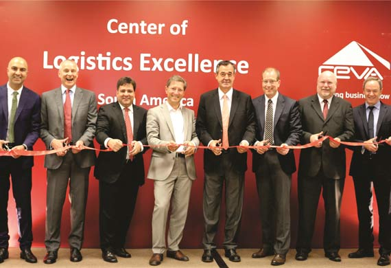 CEVA opens new regional headquarters in Brazil