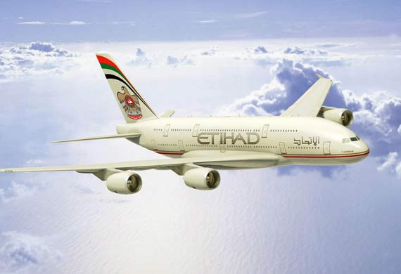 Etihad to commence Airbus A380 services to Mumbai