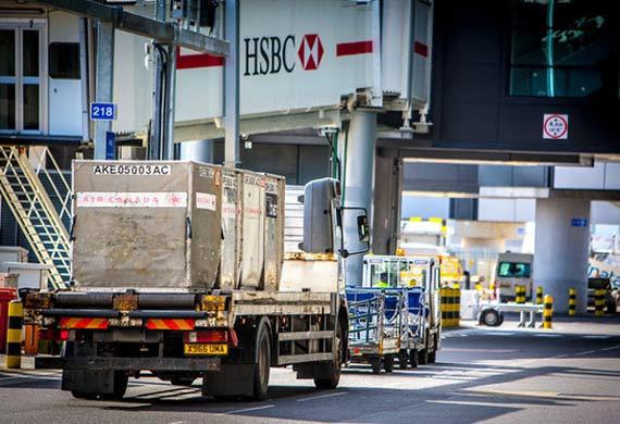 Heathrow announces plan to double cargo volumes