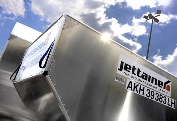 Jettainer completes certification of outsourced ULD partners