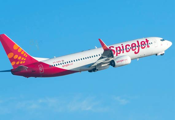 SpiceJet flags-off direct flight to Dubai from Amritsar