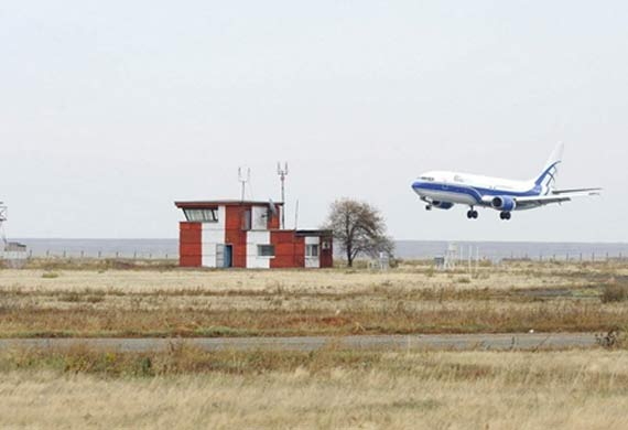 Volga-Dnepr steppes in for rare Russian horses