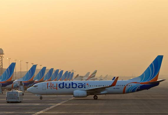 flydubai expands network in Central Asia