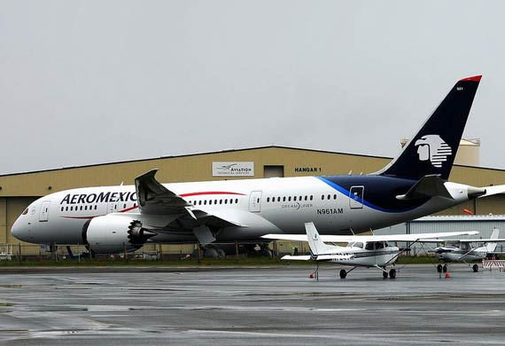 Aeromexico announces new route to Amsterdam, Netherlands