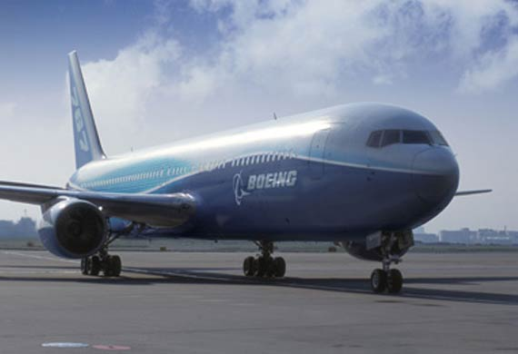 Boeing delivers SF Airline's first 767-300 Boeing Converted Freighter