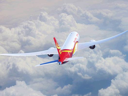 Hainan Airlines expands nonstop service to US West Coast