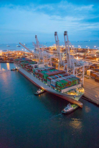 Port of Long Beach records second busiest November in its history