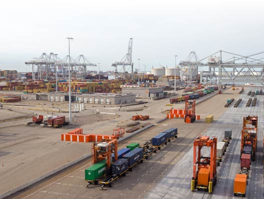 Port of Rotterdam In pursuit of innovation