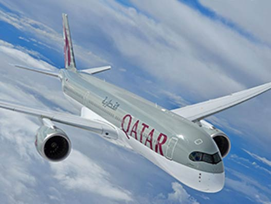Qatar Airways to be the first airline to fly Airbus A350 to US