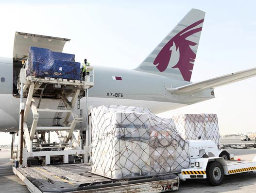 Qatar Airways Cargo to launch new freighter route to Dallas/Fort Worth