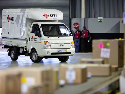UTi introduces multimodal hubs to facilitate delivery process