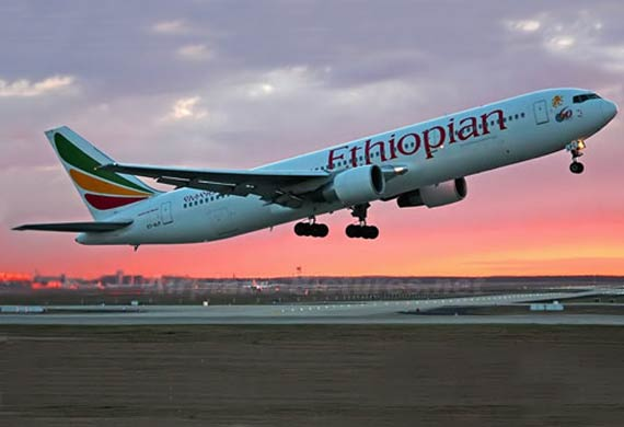 Ethiopian voted as 'Best Airline to Africa' and 'Best Airline in Africa'
