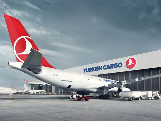 Turkish Cargo expands its network in the Middle East with Iraq