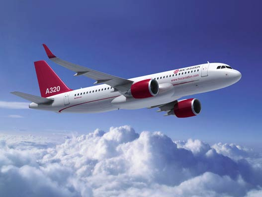 BOC Aviation orders 30 A320 Family aircraft