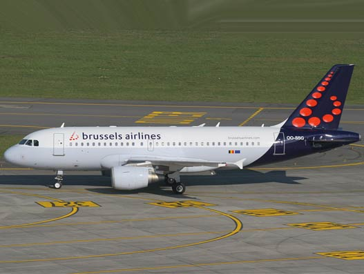 Brussels Airlines reports highest passenger growth in 2015