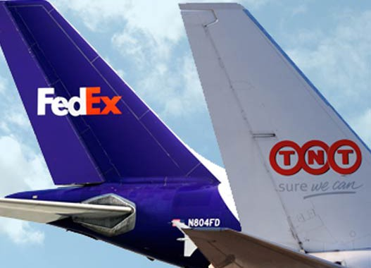 China's Ministry of Commerce approves FedEx acquisition of TNT Express