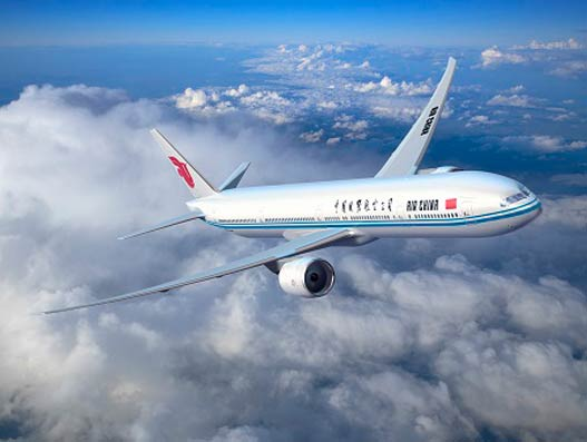 Air China to buy six 777-300ERs from Boeing