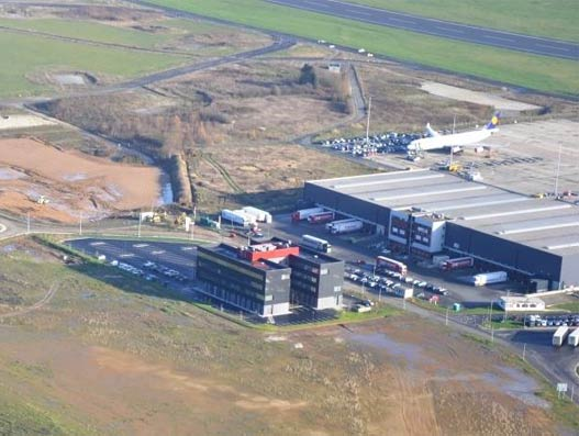 Liege Airport freight traffic grows 10 percent more in 2015