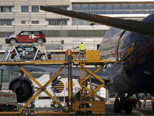Munich cargo handling company Cargogate appoints new MD