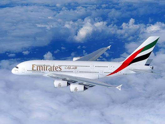 Emirates' flight to LA to benefit exports of fruits and vegetables