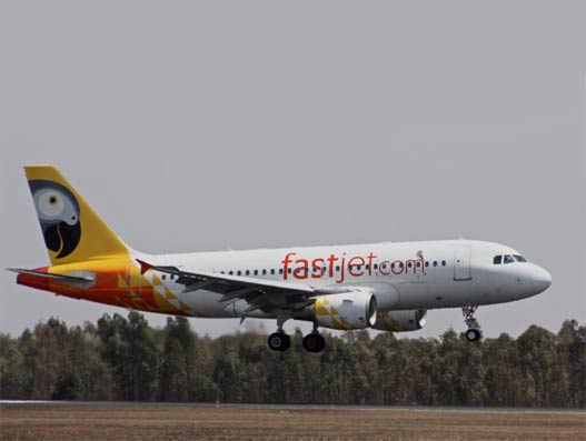 fastjet launches flights to Kenya