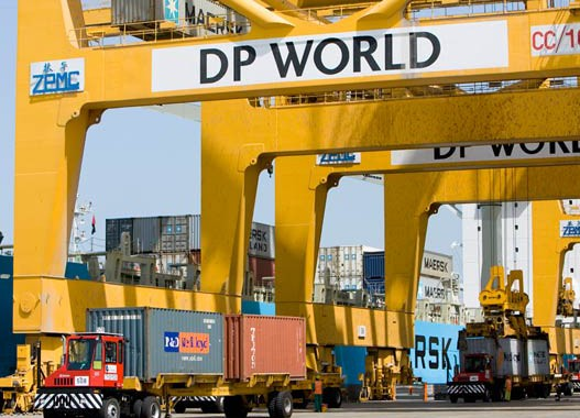 DP World reports 3 percent volume growth in 2015