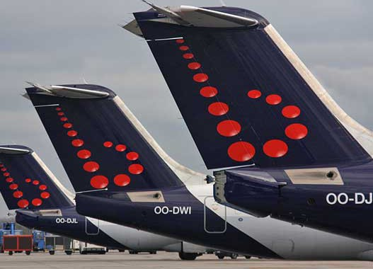 Brussels Airlines' cargo traffic sees 21 percent decline in March due to recent terror attack at Brussels
