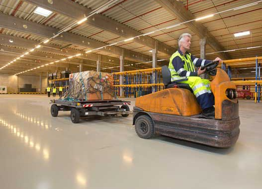 Hamburg Airport increases freight handling capacity with new cargo centre