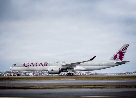 Qatar Airways' new A350 service to South Australia to provide 80 tonnes cargo capacity